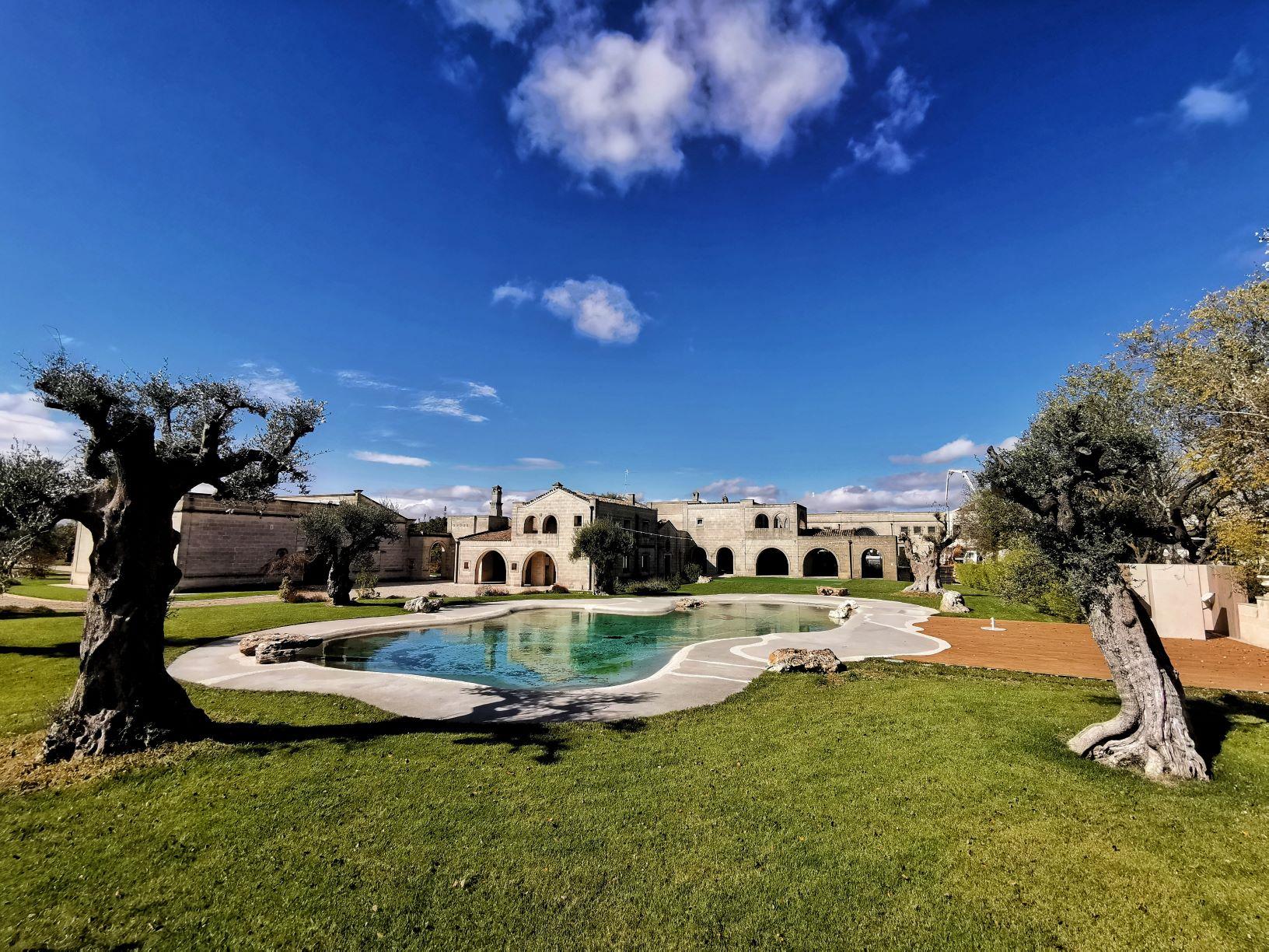 Il wine resort per le tue vacanze in Puglia